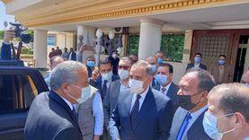وزير التموين يصل كفر الشيخ لتفقد مشروعات تموينية ومصنع السكر