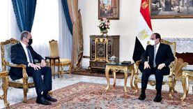 السيسي: موقف مصر قائم على استعادة استقرار دول المنطقة المتأثرة بالنزاع