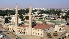 إغلاق حزب سياسي زاره رئيس موريتانيا السابق