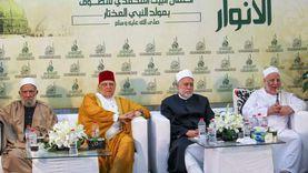 علماء الأزهر يحتفلون بذكرى المولد النبوي بمؤسسة البيت المحمدي