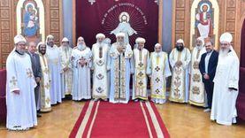 الكنيسة تعقد اللقاء الأول لوسائل الإعلام القبطية