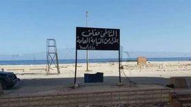 شاطئ النخيل.. تشديدات أمنية بالإغلاق لمنع التسلل: حصد أرواح الرواد