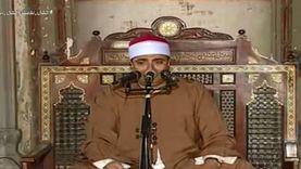 بث مباشر.. شعائر صلاة الجمعة من مسجد عمرو بن العاص
