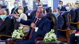 الشؤون المعنوية بعد افتتاح الرئيس مجمع مسطرد: يخفض واردات السولار 40%