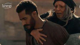 أحداث مسلسل موسى الحلقة 7.. محمد رمضان يواجه مياه الفيضان ورحيل «نجاة»