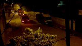 فيديو لـ المنزل الذي تم فيه اعتقال الأسيرين الفلسطينيين نفيعات وكممجي