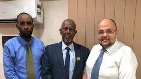 جامعة عين شمس تدشن أول درجة دراسات عليا للطب بالصومال