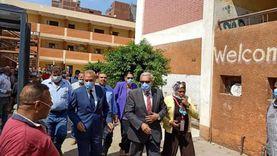 محافظ القليوبية يدعو الناخبين للمشاركة في الانتخابات