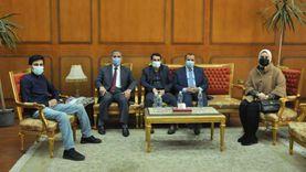المستشار الثقافي الكويتي بالقاهرة: جامعة كفر الشيخ في طريقها للعالمية