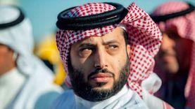 تركي آل الشيخ: مشاعر المصريين تجاه السعودية أسعدتني كثيرا