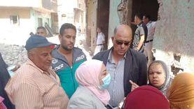 نائب محافظ القاهرة: نسبة تنفيذإزالة عزبة «أبو قرن» تقترب من 50%