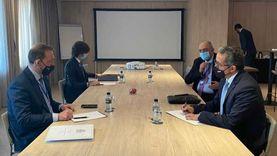 وزير السياحة يلتقي كبار المسؤولين الإسبان لبحث التعاون بين البلدين
