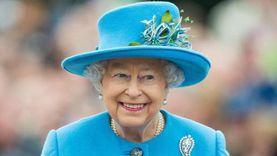 ملكة بريطانيا تستقبل الرئيس الأمريكي في قصر ويندسور بغرب لندن
