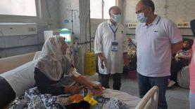 ضبط طبيب بيطري يعالج المواطنين في الإسكندرية