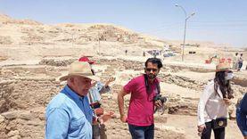 زاهي حواس يعلن رسميا اكتشاف المدينة الذهبية المفقودة بالأقصر