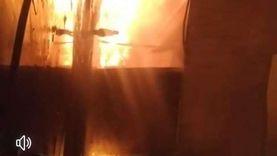 3حرائق تضرب محافظة المنوفية.. والسيطرة عليها دون خسائر في الأرواح