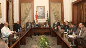 «وفد القاهرة» تبحث خطتها المستقبلية.. وبدراوي: التفاعل في العاصمة مهم