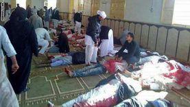 أهالي سيناء يتابعون «اقتحام مسجد الروضة» من خلال مسلسل الاختيار 2