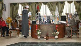 محافظ جنوب سيناء يتابع أعمال لجان الإعداد لاحتفالات العيد القومي
