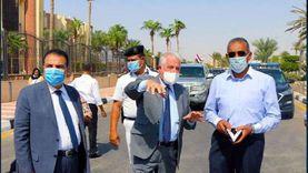 بالصور.. انتهاء الاستعدادات الخاصة بافتتاح 8 مشروعات بمدينة الطور