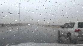 الجو عامل إيه  تعرف على مواعيد سقوط الأمطار هذا الأسبوع