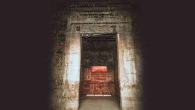 1860 سائحا أجنبيا ومصريا زاروا معبد دندرة خلال فبراير