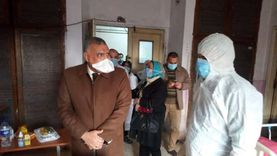 تعافي وخروج 56 حالة من «مستشفيات العزل» بالغربية