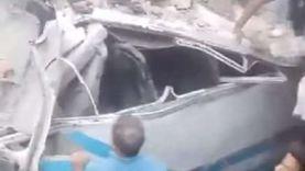 النائب العام يأمر بالتحقيق العاجل في واقعة حادث قطار حلوان