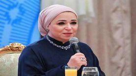 السيدة انتصار السيسي: أحفادنا رسالة من ربنا للرئيس للتخفيف عنه