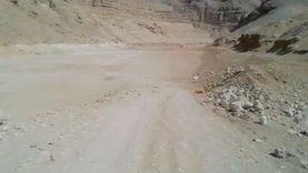 سد الحاجر طوق نجاة لـ4 قرى من مخاطر السيول في سوهاج