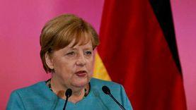 أنجيلا ميركل تطالب الألمان بالبقاء في منازلهم