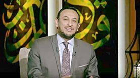 رمضان عبدالمعز: لا يقلق من كان له أب.. فما بالك بمن له رب