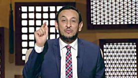 رمضان عبد المعز: 5 خطوات لغسل القلب والخشوع لله «فيديو»