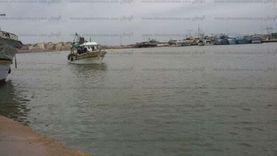 الأمواج توقف حركة الصيد بكفر الشيخ.. والمحافظة تعلن الطوارئ