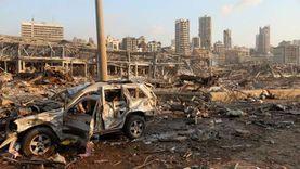 خسائر فادحة ومستشفيات متكدسة.. القصة الكاملة لانفجار بيروت