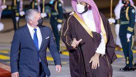 عاجل.. محمد بن سلمان يستقبل العاهل الأردني عبدالله الثاني في الرياض