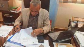 توقيع عقود توصيل الغاز الطبيعى بمدينة برأس غارب