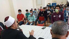 الشباب والرياضة في كفر الشيخ تنظم الأمسية الرمضانية الثالثة لـ 100 عضو