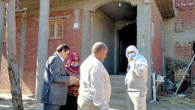 محافظ المنوفية: 681 مليونا و200 ألف جنيه محصلة مخالفات البناء