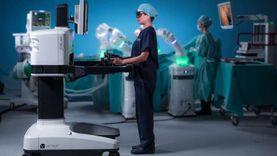 مستشفيات جامعة عين شمس تستعد لتطبيق الجراحة الروبوتية لأول مرة في مصر