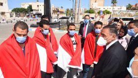 محافظ مطروح: خاطفو العمال المصريين في ليبيا طلبوا فدية 180 ألف دينار