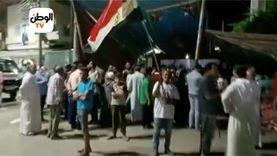 قبل دقائق من غلق اللجان..زيادة الإقبال على التصويت للانتخابات في دمياط