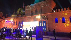 قلعة صلاح الدين تستعد لاحتفالية تحيا مصر بتسجيل رقم قياسي جديد بجينيس