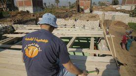 تركيب 50 وصلة مياه وإعادة تأهيل 30 سقفا بالقرى الأكثر احتياجا في سوهاج