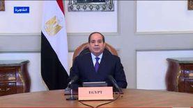 عاجل.. السيسي يناقش قضايا شرق المتوسط مع رئيس وزراء اليونان