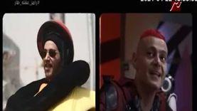 مبيخافش وجاي بـ«لوك السقا».. 6 مشاهد من حلقة أحمد مالك مع رامز جلال