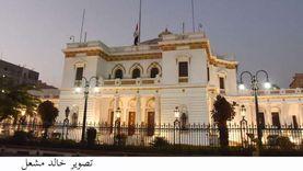 البرلمان ينكس أعلامه حدادا على وفاة أمير الكويت