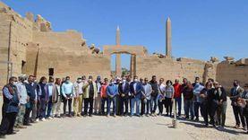 السياحة: تطعيم العاملين ضد كورونا أحد أدوات جذب السياحة لمصر