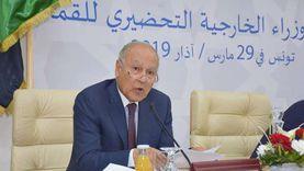 أبوالغيط في ملتقى قادة الإعلام العربي: المصداقية والمهنية والوطنية أسلحتنا الأهم