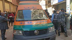 مصرع سيدة وإصابة 4 في حادث منزل المحلة المنهار (صور)